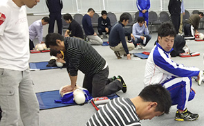 BLS(CPR+AED)コース